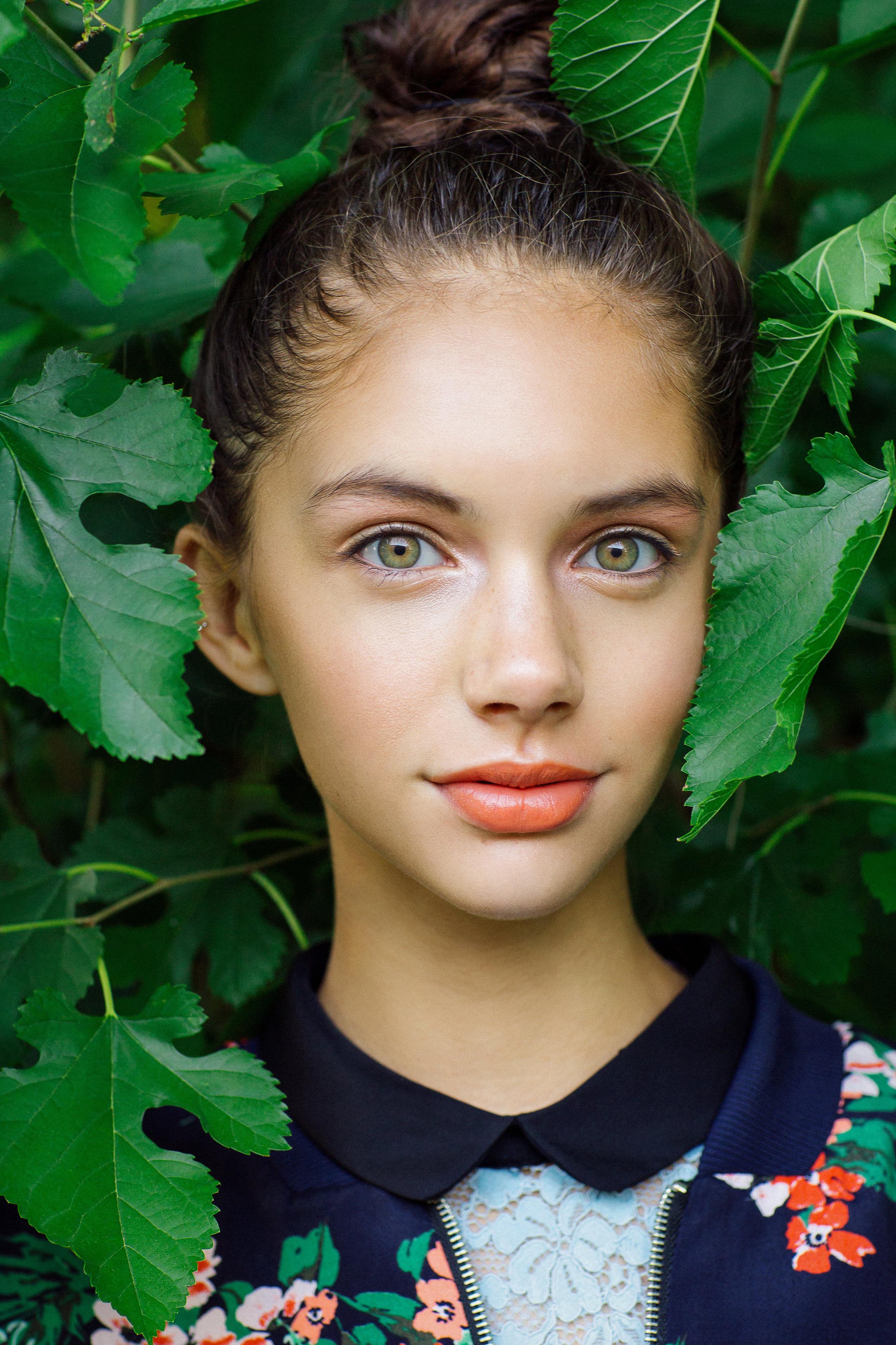 Joell Grace Perry, Model Citizen Magazine, Model Citizen App