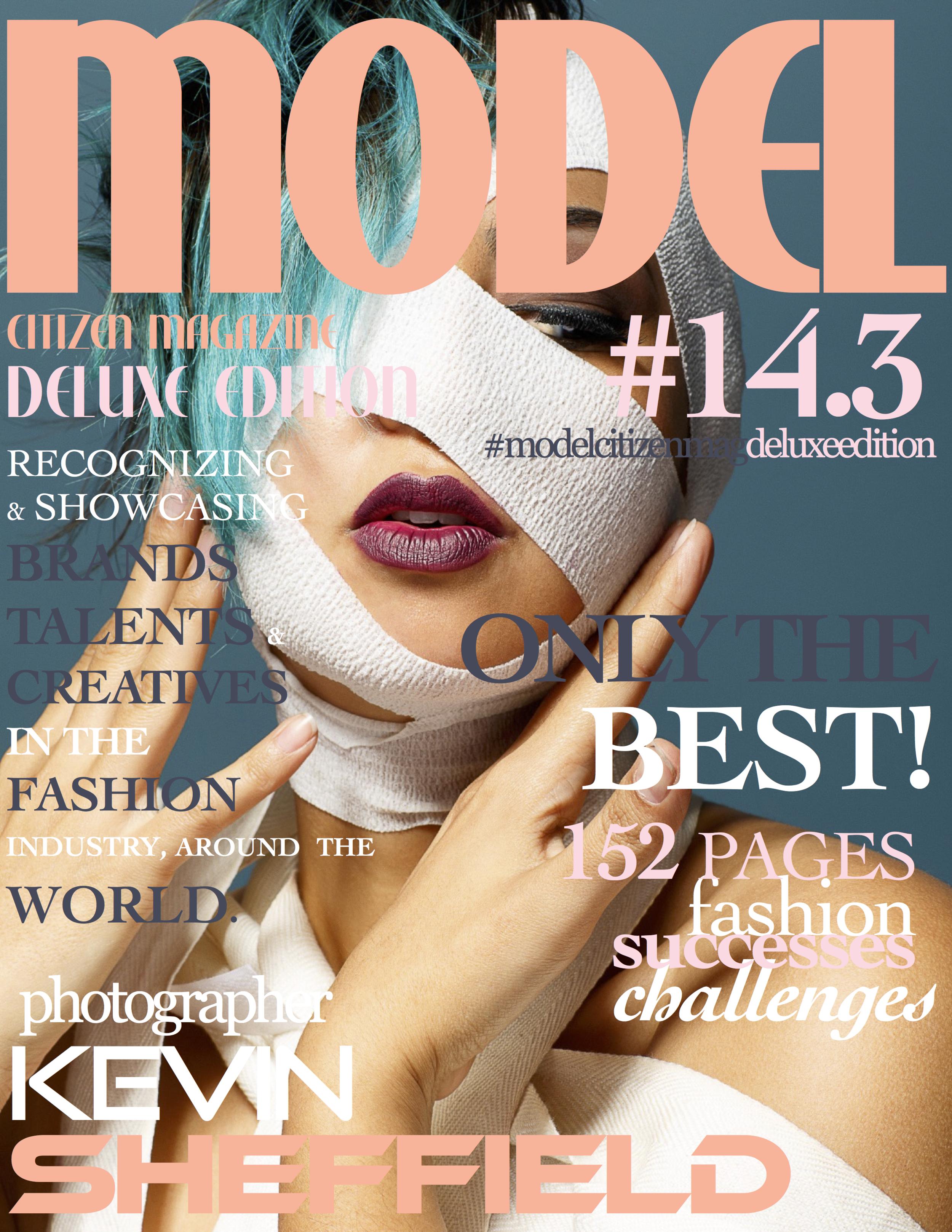 Model Citizen Magazine Reviews, Model Citizen Media, Best Fashion Magazine, Macky Suson, List of Fashion Magazine, Model Citizen Magazine Issue 14