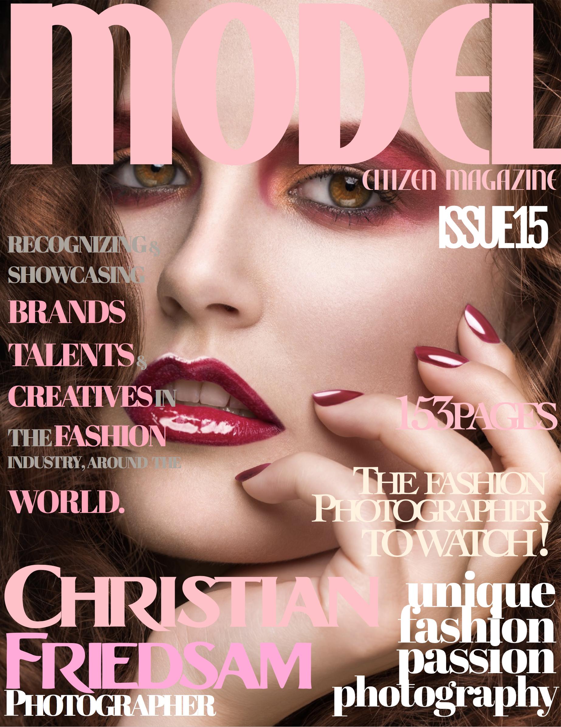 Model Citizen Magazine Reviews, Model Citizen Media, Best Fashion Magazine, Macky Suson, List of Fashion Magazine, Model Citizen Magazine Issue 15