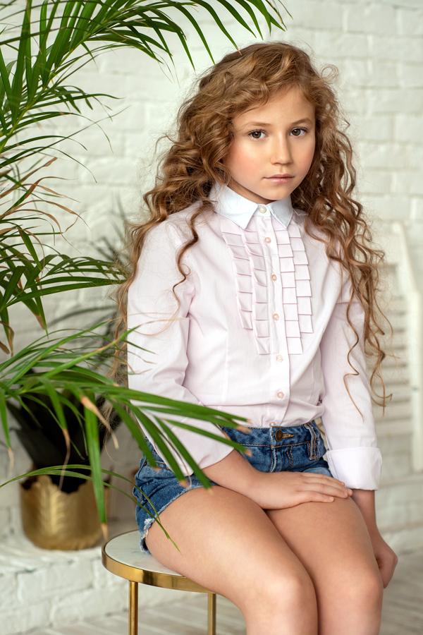 Vasilisa Shchadilova Model Citizen Magazine