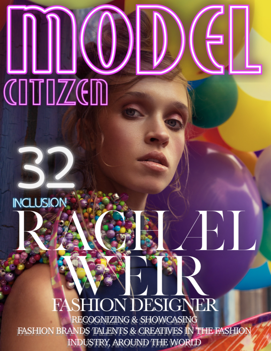 Model Citizen Magazine, Model Citizen Media, Best Fashion Magazine, Macky Suson, List of Fashion Magazine, Model Citizen Magazine Issue 32