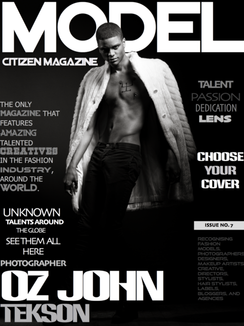 Latest Issues of Model Citizen Magazine | The Most Fashion Inclusive