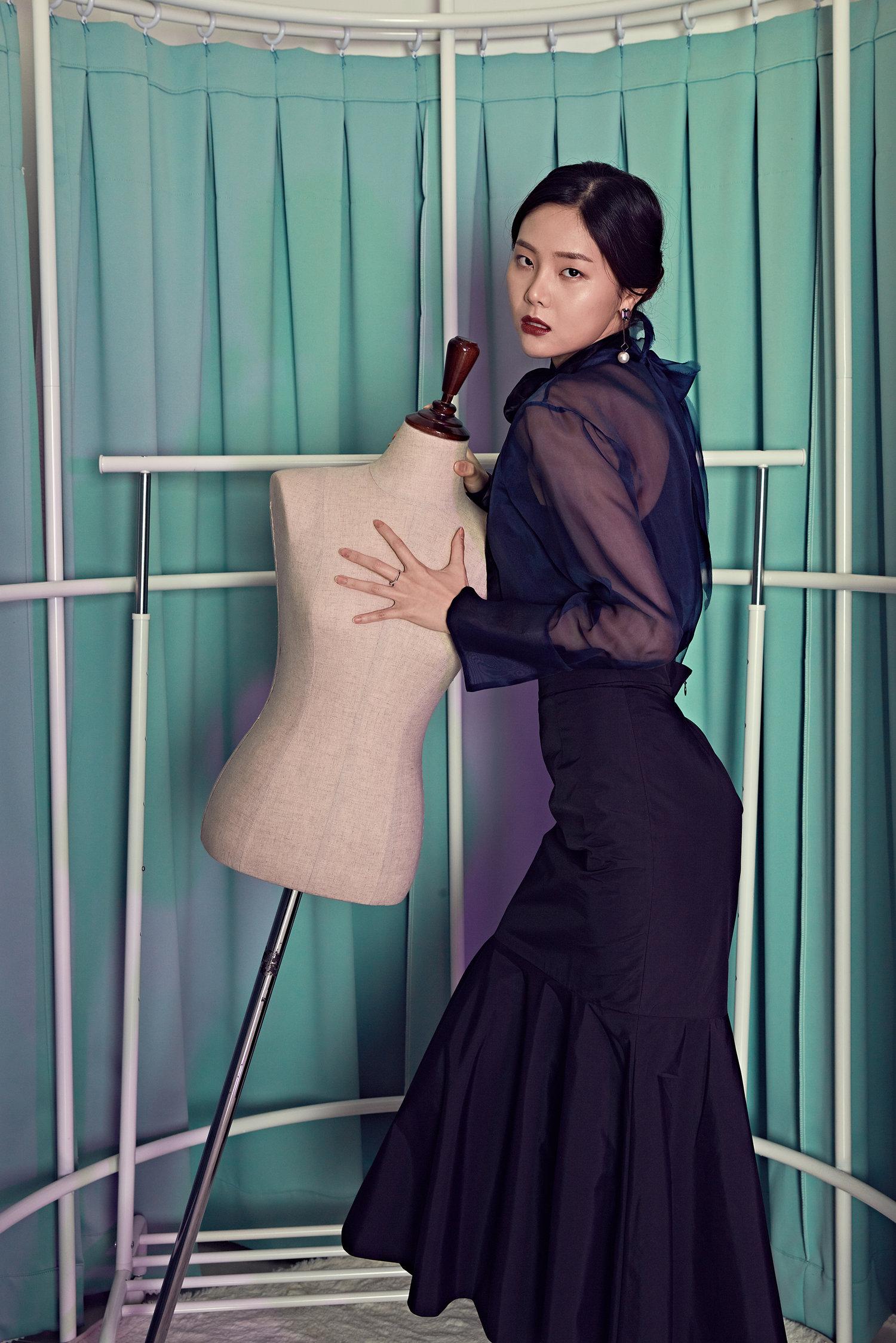 Model Citizen Magazine, Sim Gyunsu2.jpg