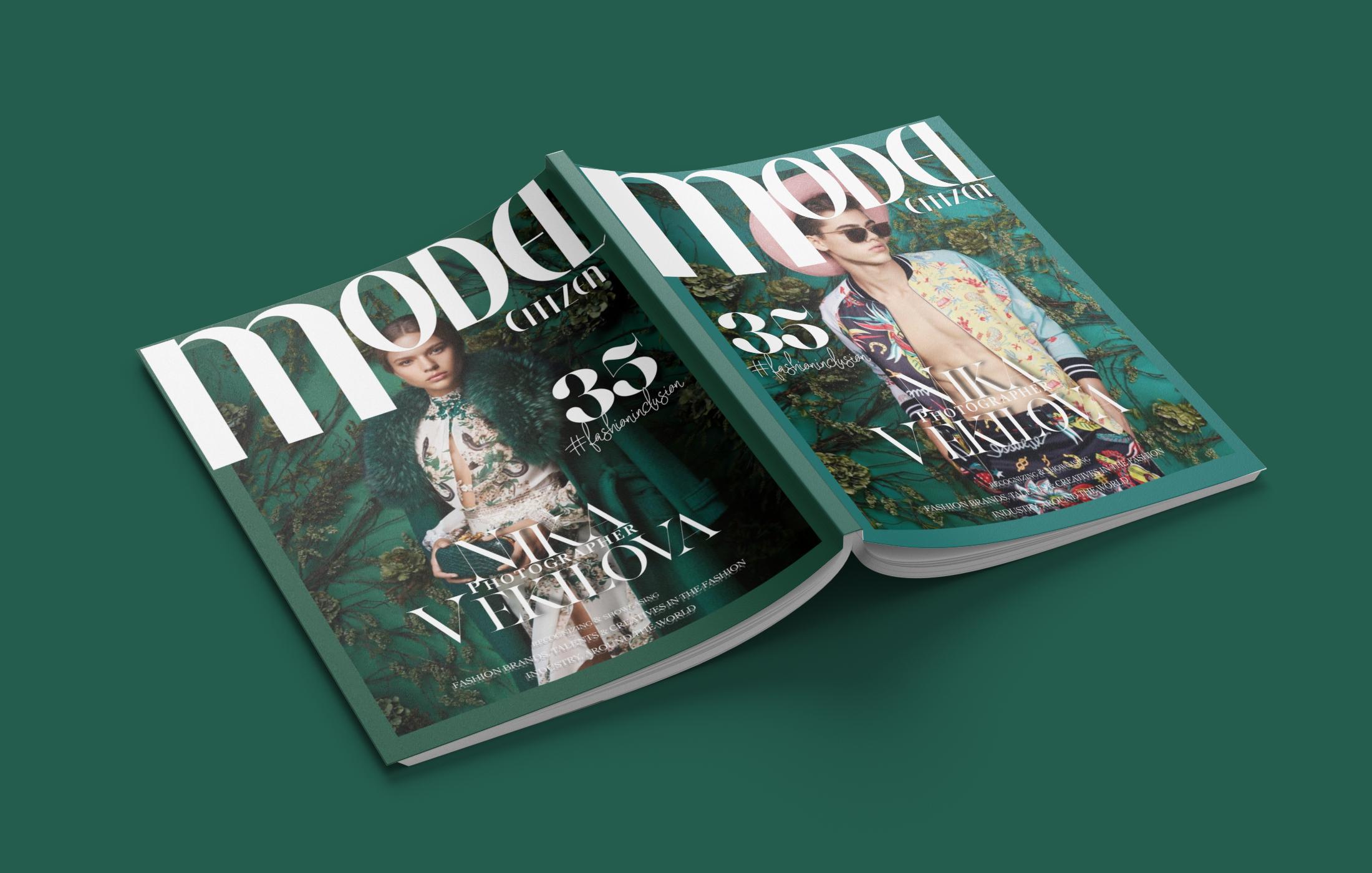 5 Digital Fashion Magazines That Take Submissions