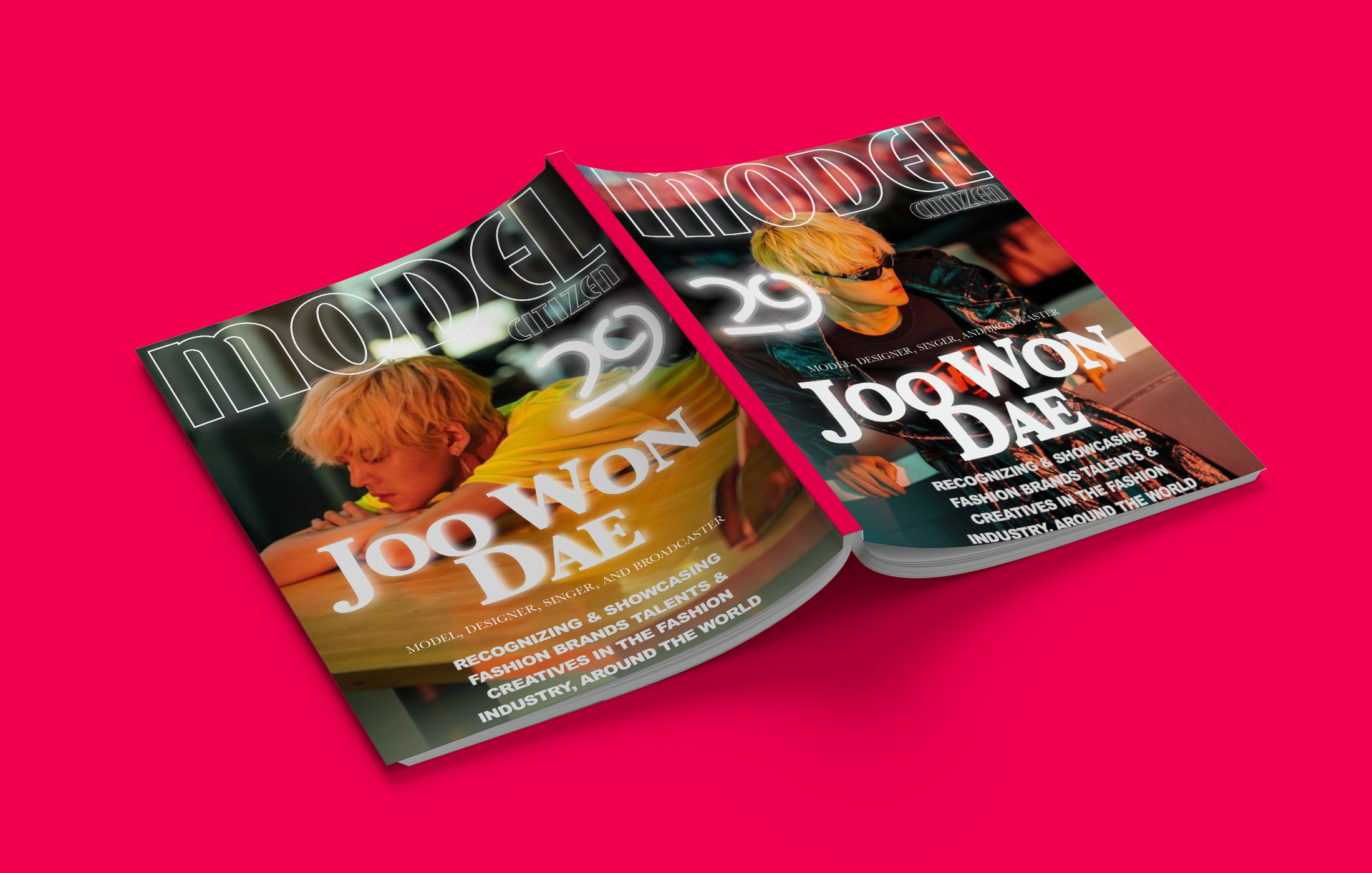 Copy of Copy of Copy of Copy of Copy of Copy of Copy of Copy of Model Citizen Magazine Issue 29, Macky S