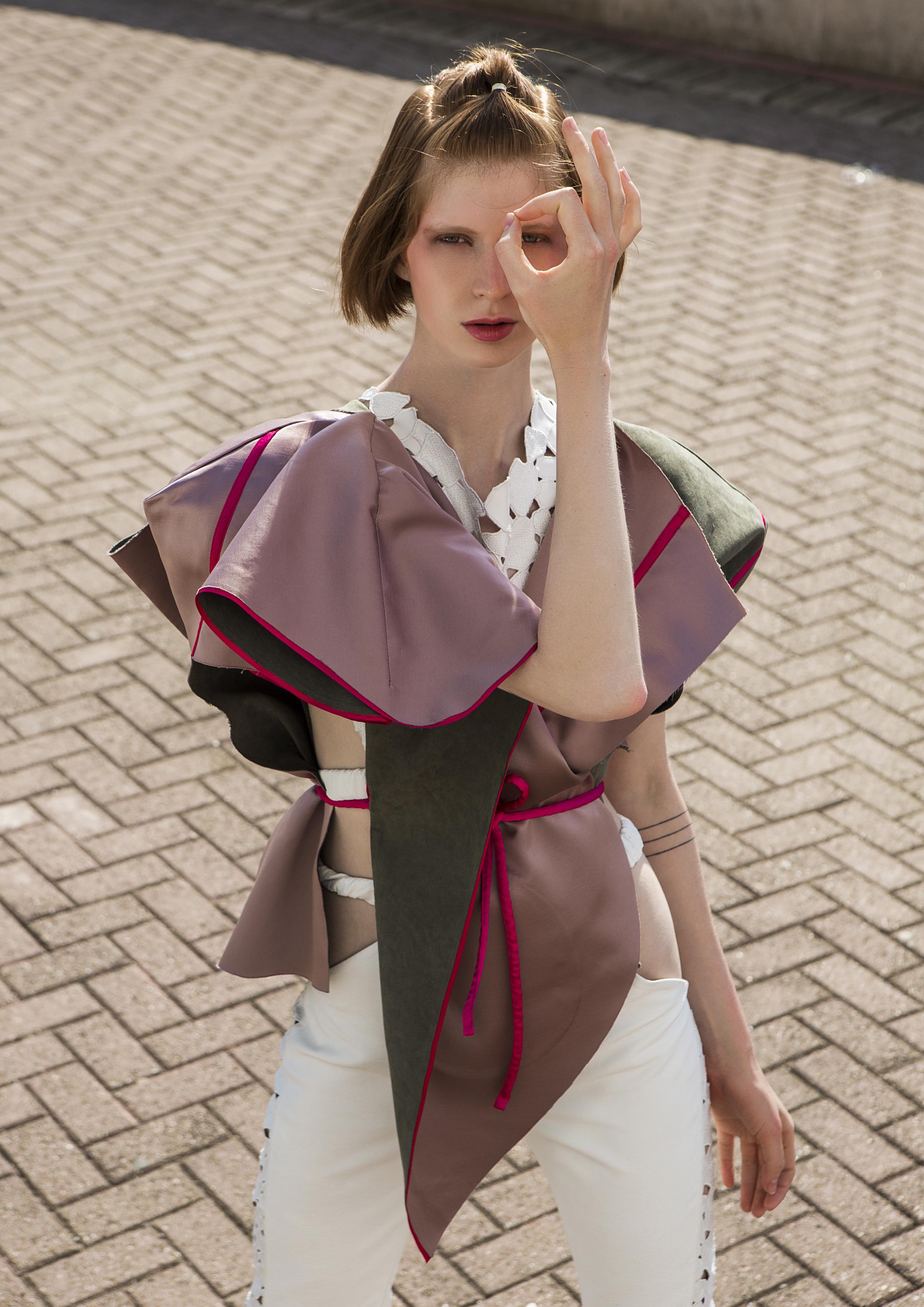 Fashion Model, Fashion Designer, Model Citizen Magazine, Macky Suson