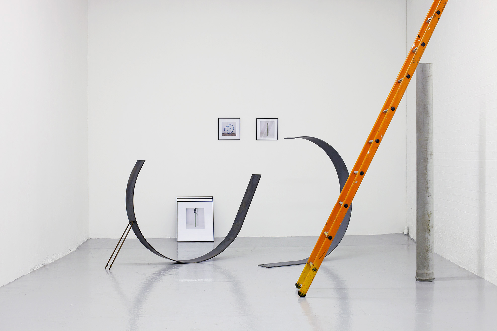 Configuration No.2   Work Starts Here, Son Gallery, London, 2012