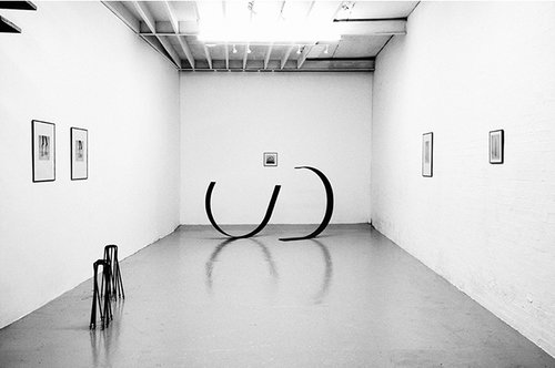 Work Starts Here , Installation  Son Gallery, London
