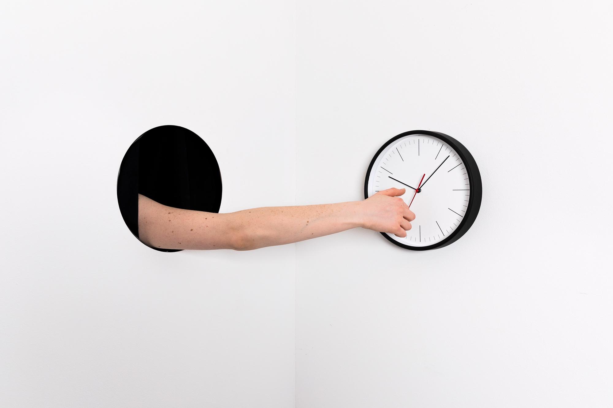 Clock Work   Interval, Flowers Gallery