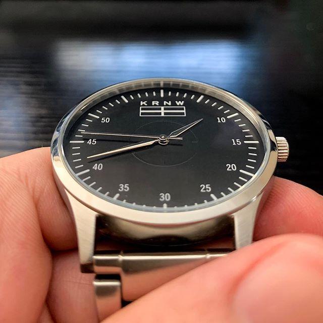 The Eyla . . . . #kernow #cornwall #watchesofinstagram #timepiece #watch #watchoftheday #cornwalllife