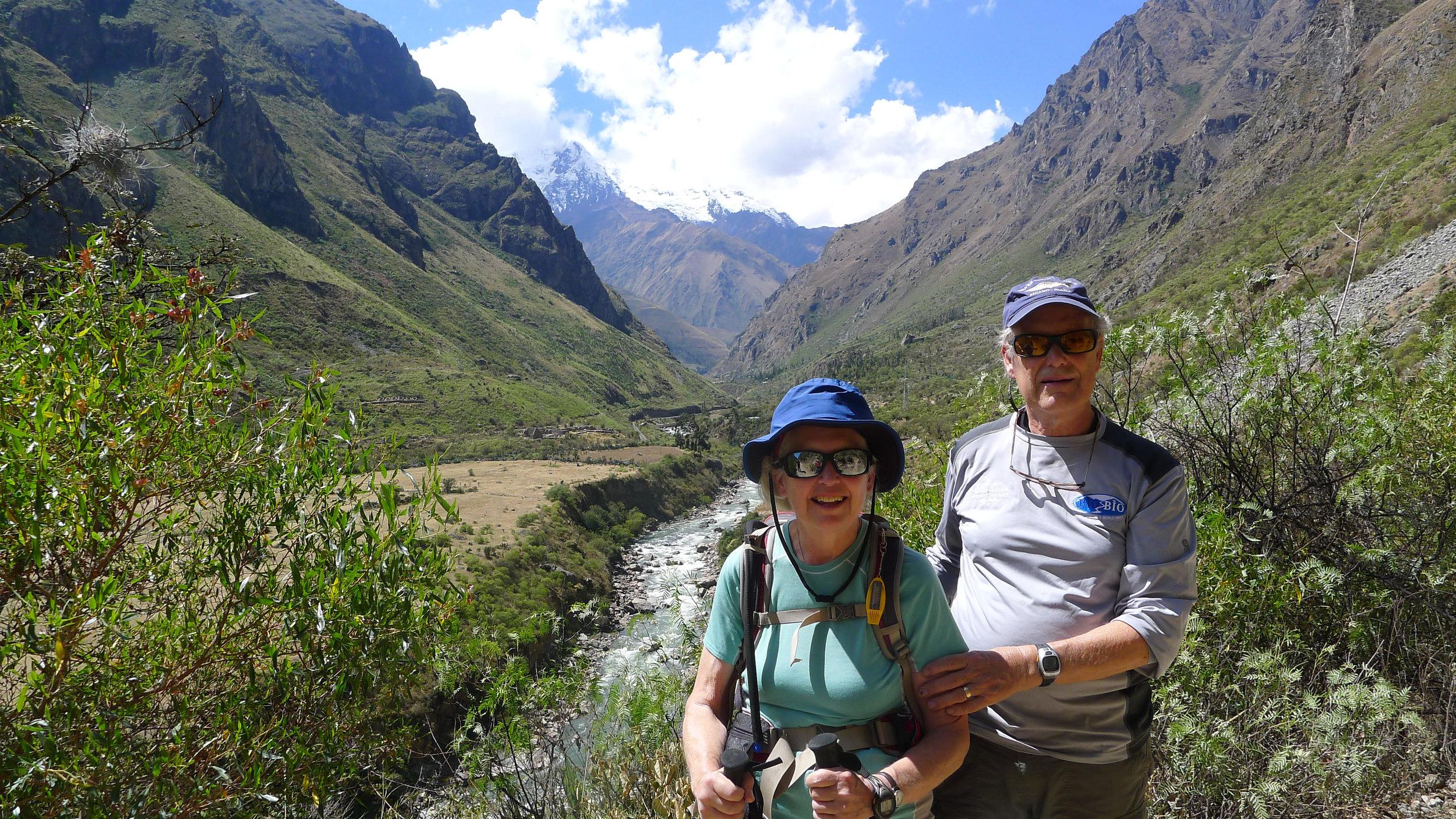 Hiking the Inca Trial in Peru