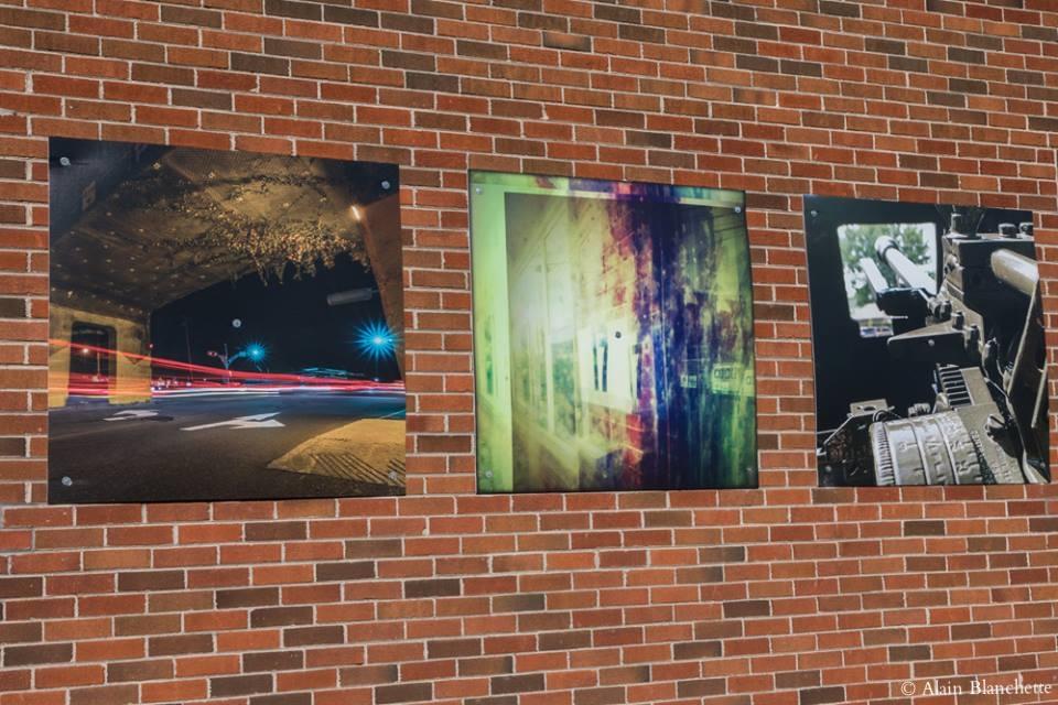 Inauguration victomaton - Inauguration des photos gagnantes du challenge Victomaton, le 25 octobre à 18h.Qui sont les