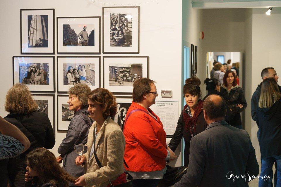 VERNISSAGE DANS LE LAGON - La galerie des artistes membres d'Atoll art actuelExposition du 18 octobre 2019 au 19 mai 2020Vernissage le 18 octobre 2019 à 17h