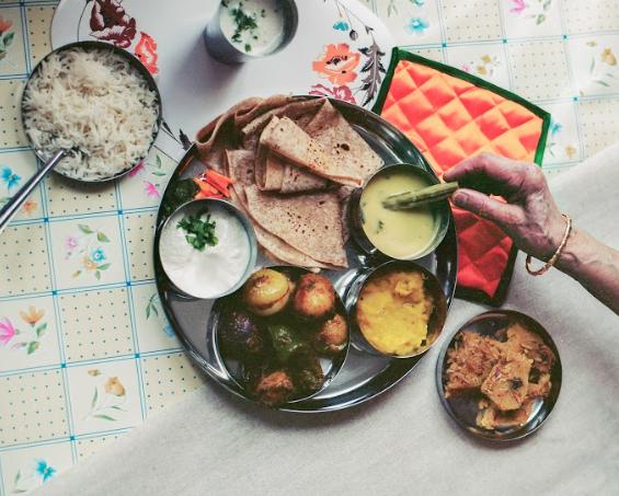 Rajni - Indian Mixed Sambhariya