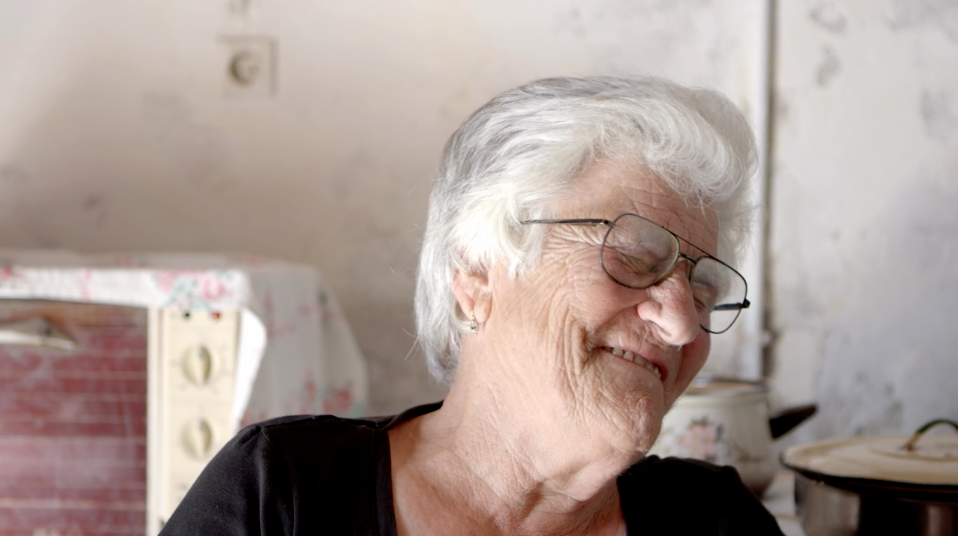 Yiayia - A short film for Nowness