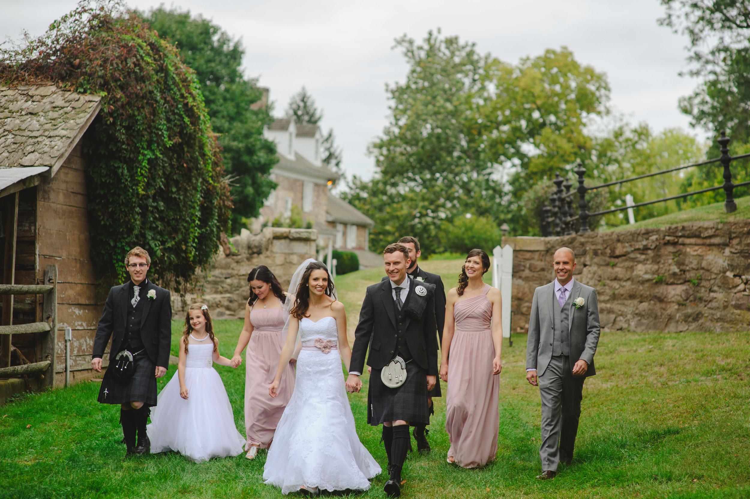 John James Audubon Center Wedding