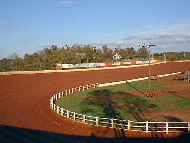 Tazewell Speedway Tazewell, TN NON Member