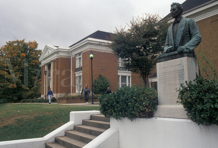 Located on the beautiful campus of Lincoln Memorial University in Harrogate, Tennessee, the Abraham Lincoln Library and Museum houses one of the most diverse Lincoln and Civil War collections in the country. Nonprofit MEMBER of Cumberland Gap Region Tourism Association  120 Mars/DeBusk Pkwy Harrogate, TN 37752  http://museum.lmunet.edu/  423-869-6235