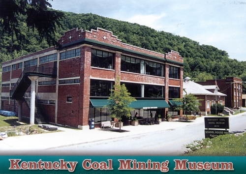 The Kentucky Coal Mining Museum is located deep in the heart of the Appalachian coal fields in a former coal camp town, Benham, Harlan County, Kentucky. Through the vast displays within and around the museum, tourists will be immersed in the life of a coal miner and his family as they struggled to make a life for themselves not knowing how valuable their contributions were to the industrialization of the 20th century. Nonprofit MEMBER of Cumberland Gap Region Tourism Association  231 Main St Cumberland, KY 40823 606-848-1530 http://kentucky.coal.museum/