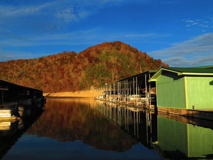 Twin Cove Marina  1835 Ridge Rd, Careyville TN
