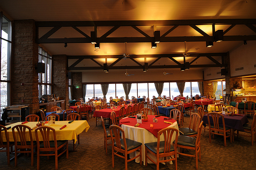 Riverview Restaurant Cumberland Falls State Resort Park 7351 Hwy. 90 Corbin, KY 40701 (606) 528-4121