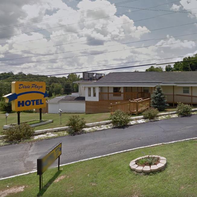 Dixie Plaza Motel, Tazewell, TN