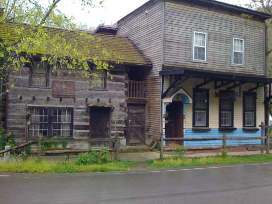 Old Mill Inn, Bed and Breakfast,  603 Pennlyn Ave Cumberland Gap, Tennessee 37724  423) 869-0868  Welcome to The Olde Mill Inn Bed and Breakfast (and Mill!)  This is a very special, historic late 1800s home with a working grist mill - one of the last left in Tennessee... The Olde Mill Inn is a lovely, first-class bed and breakfast snuggled in East Tennessee's beautiful Cumberland Mountains - next to a soothing creek fed from a spring inside a mountain cave. The creek flows year-round and has large trout that you can feed! Our building is the oldest standing structure in the town; part of it is a log cabin originally built in the 1700s.  The quaint, historic town of Cumberland Gap offers a unique slice of Americana and is located next to the Cumberland Gap National Historical Park with its miles and miles of hiking trails, caves, and historic attractions.  Our seven large, comfortable, uniquely decorated guest rooms (each with its own private bath) help make the Bed and Breakfast a perfect place for a quiet, secluded getaway - for relaxation, romance or adventure.  The Olde Mill Inn Bed and Breakfast is the perfect place to get away from the hustle and bustle of life. No traffic, no crowds... just lots of nature, hiking, antique shops and rest for your body and soul.   www.oldemillinnbnb.com