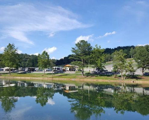 Bunch Hollow Campground, New Tazewell, TN