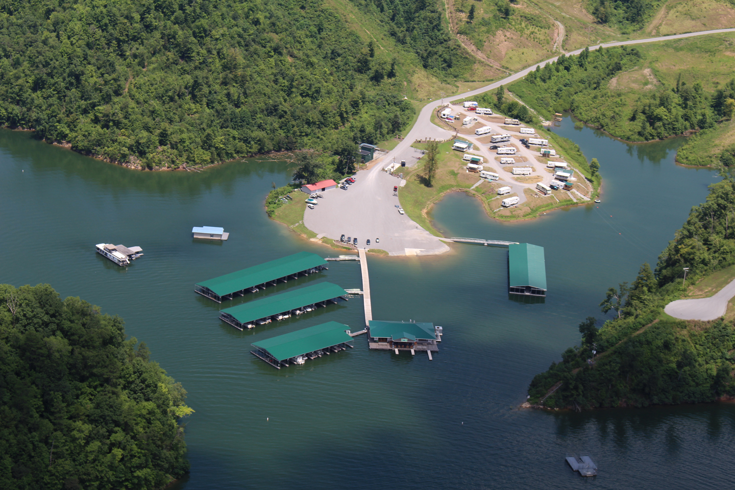 Norris Landing RV Campground, Tazewell, TN