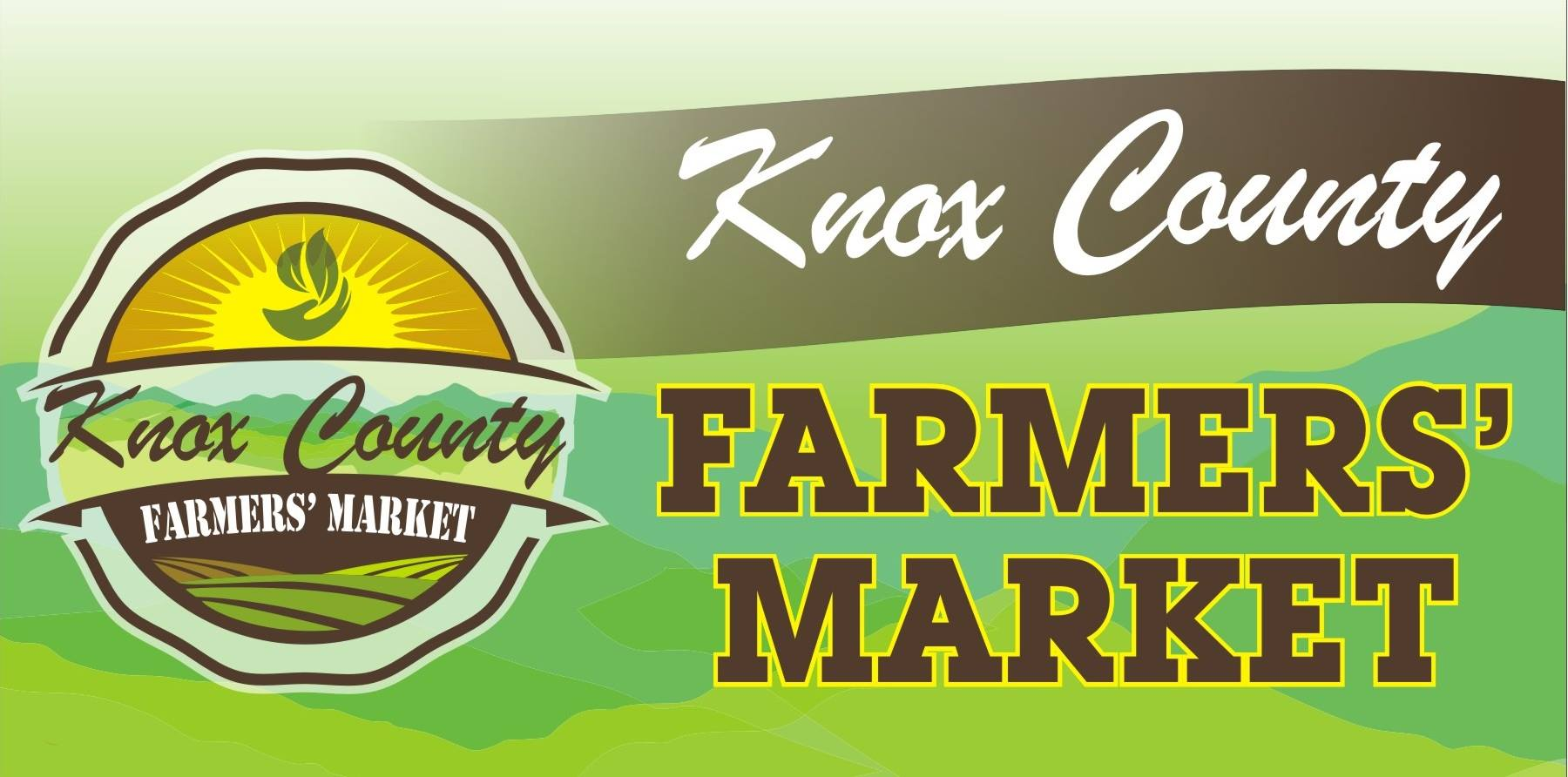 The Knox County Farmers' Market meets every Thursday from 5:00pm to 8:00pm from May 26 to September 29, 2016.  The market is located in the parking lot of the Knox County Extension Office, 215 Treuhaft Blvd in Barbourville, KY.  New vendors are always welcome. farmersmarketknox@gmail.com.