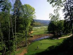 Wasioto Winds Golf Course  Pineville, KY