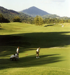 Woodlake Golf and Country Club  Tazewell, TN