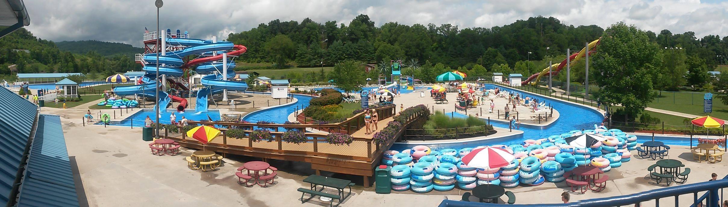 Kentucky Splash Waterpark and Campground  1050 W Highway 92, Williamsburg, Kentucky 40769