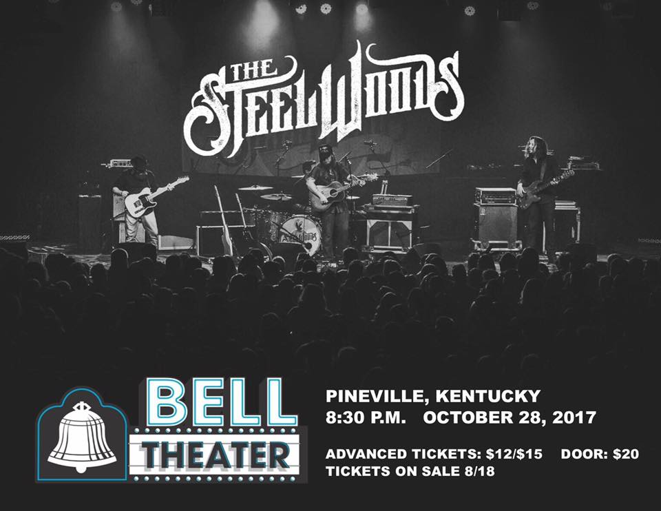 You better get your tickets soon, cause this will sell out soon! Come see the best new southern rock band on the planet at the newly renovated  Bell Theater on October 28th and stay tuned for more announcements for the upcoming fall and winter concert series!  WOW!! We are amazed at the number of tickets purchased already today! This concert is sure to be a packed house. Be sure to purchase your tickets in advance as we can not guarantee tickets will be available at the door. Thanks for your support!   thecityofpineville.com/belltheater