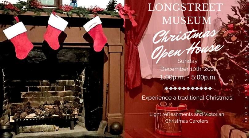 General Longstreet Museum/Lakeway Civil War Preservation Assoc.  5915 E Andrew Johnson Hwy, Russellville, Tennessee 37860