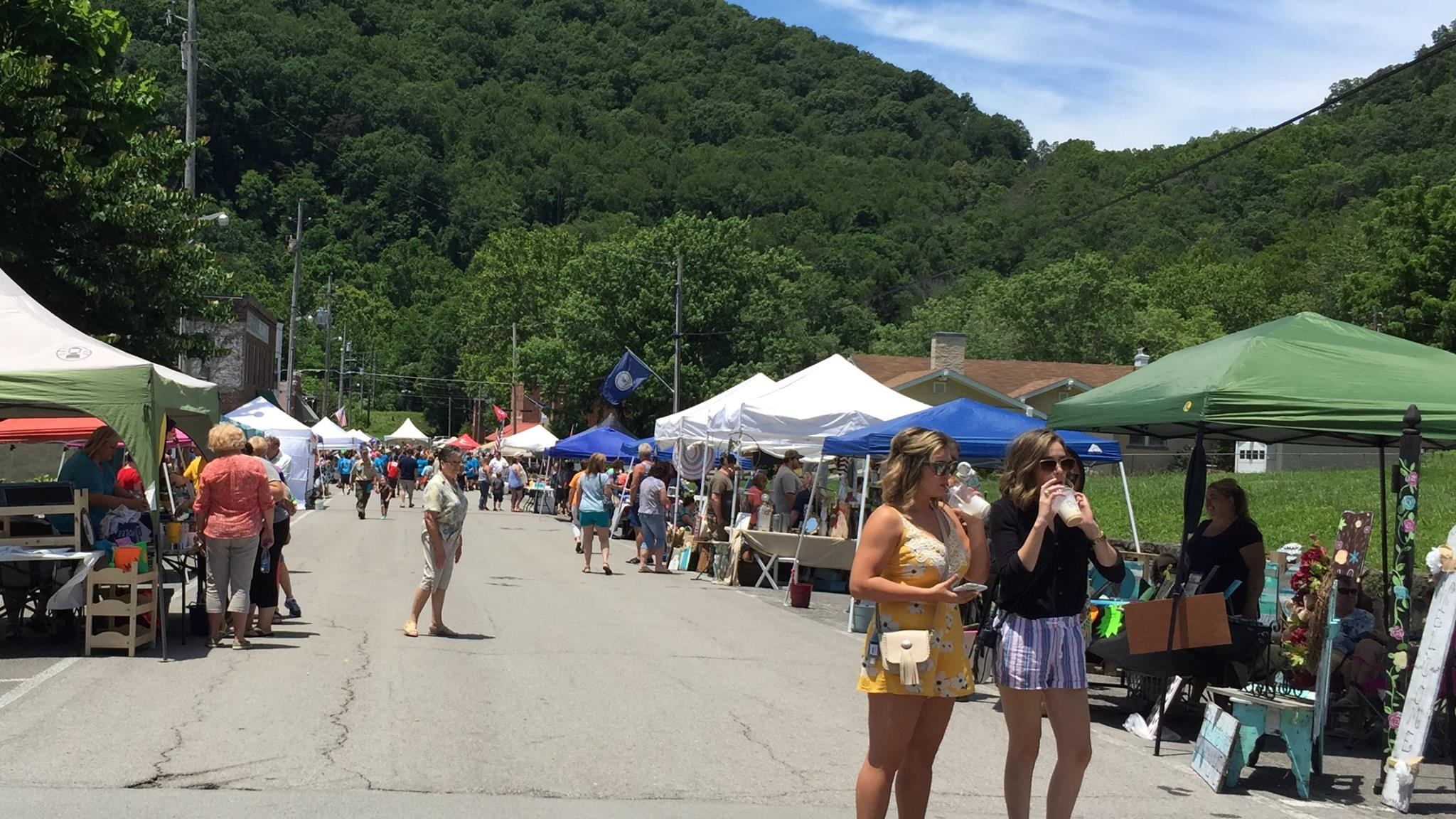 Town of Cumberland Gap Tennessee   Visit us on Facebook