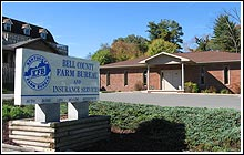 Kentucky Farm Bureau  923 N 19Th St Middlesboro, KY 40965  Main: (606) 248-7859  Kentucky Farm Bureau Insurance Company is the #1 property and casualty insurance provider in Kentucky. With local agents, our members enjoy an unmatched level of dedication and service. KFB's rates are affordable and our local claims service is quick and efficient. Call or come in today and let us show you the Kentucky Farm Bureau Insurance difference.