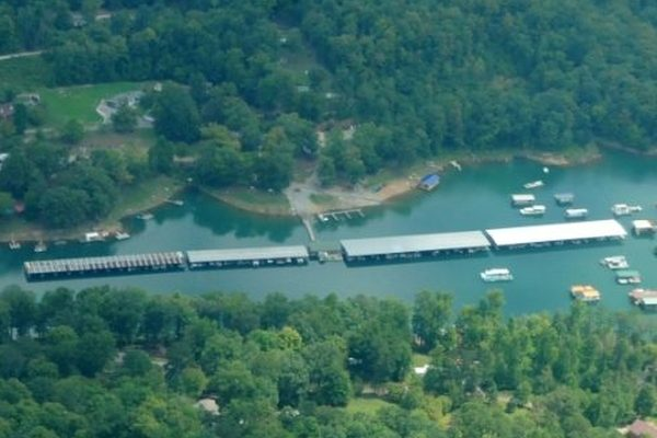 Blue Springs Boat Dock  (Member)  680 Blue Springs Rd, Speedwell, TN 37870  (423) 562-9953    Our facility is a family oriented marina located on Norris Lake in Speedwell, Tennessee. It is a very quiet and relaxing vacation get-away.    We offer a campground that is located on the waterfront and consists of year-round camper hook-ups, pontoon boat rentals, houseboat mooring space, covered pontoon and boat slips.    Our cabins are fully furnished and come complete with wi-fi and satellite TV.