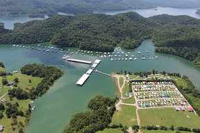 Lakeview Marina and Campground  Sharps Chapel, TN