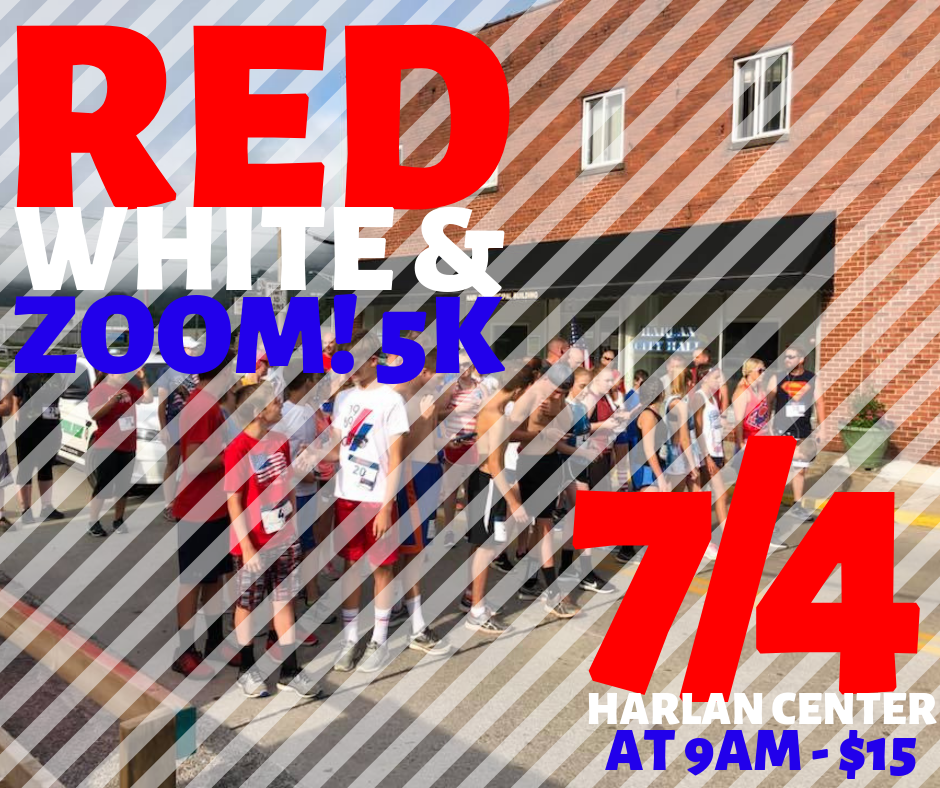 Registration & Fees:  Pre-Register $15.00 by July 3rd, 2019   Day of Race: $20 (No T-Shirt guarantee) This will be a timed race and there will be medals for age divisions including 12 and under, 13-18, 19-29, 30-39, 40+ in both male and female.