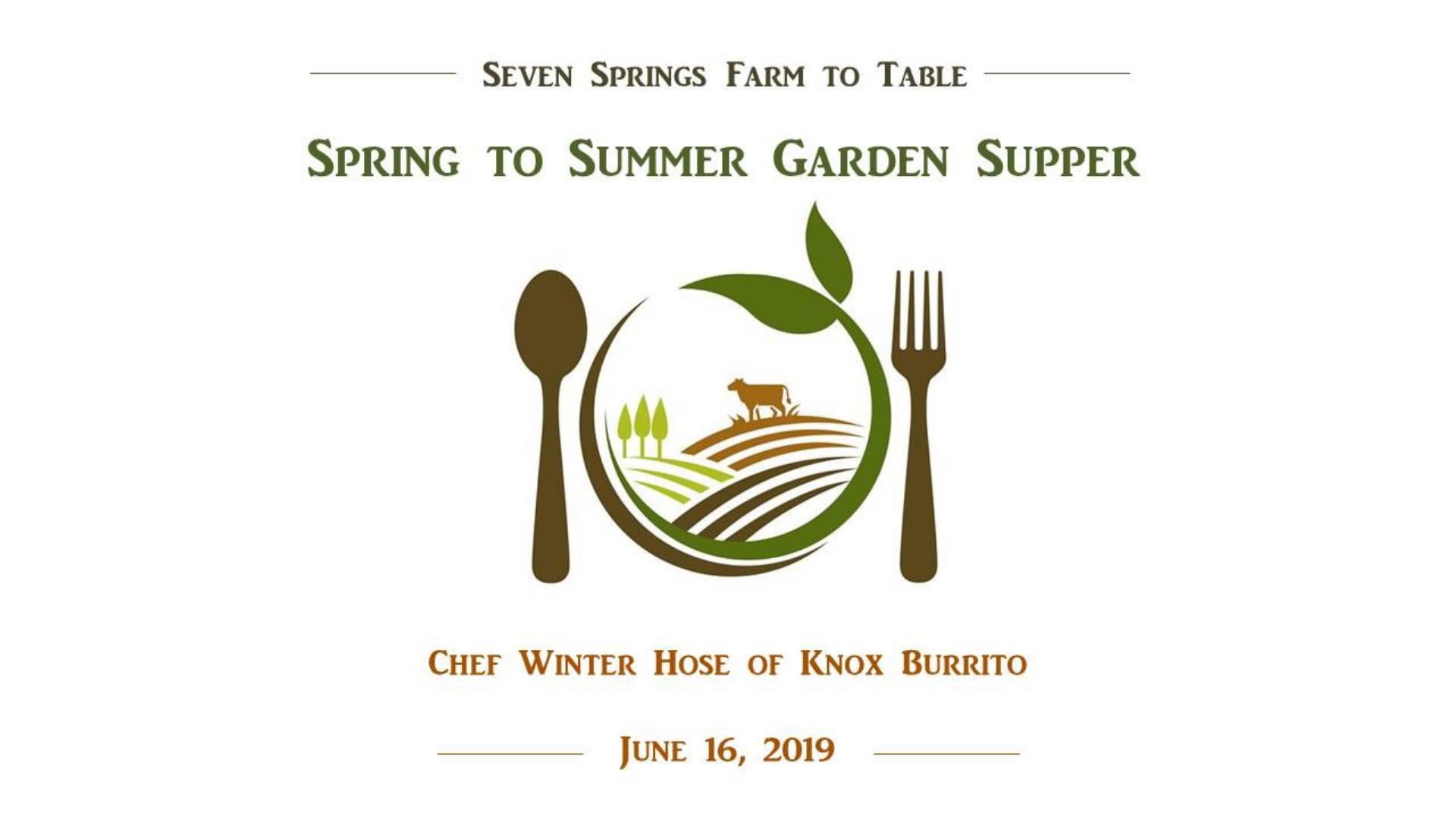 Seven Springs Farm  1472 Highway 61 E, Maynardville, Tennessee 37807