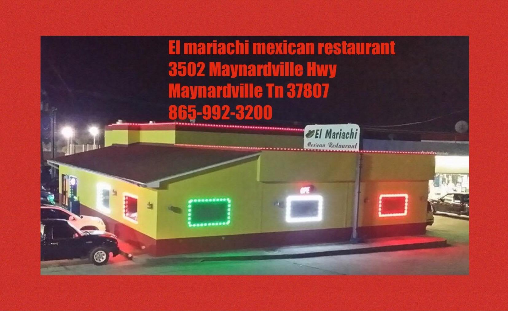 El Mariachi  Maynardville, TN