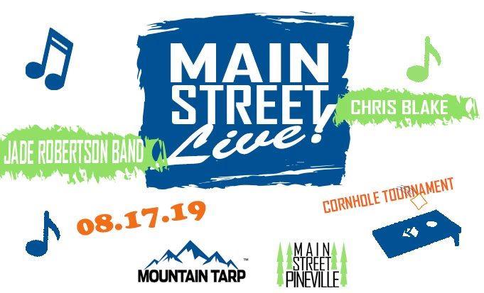Main Street Pineville  300 W Virginia Ave, Pineville, Kentucky 40977