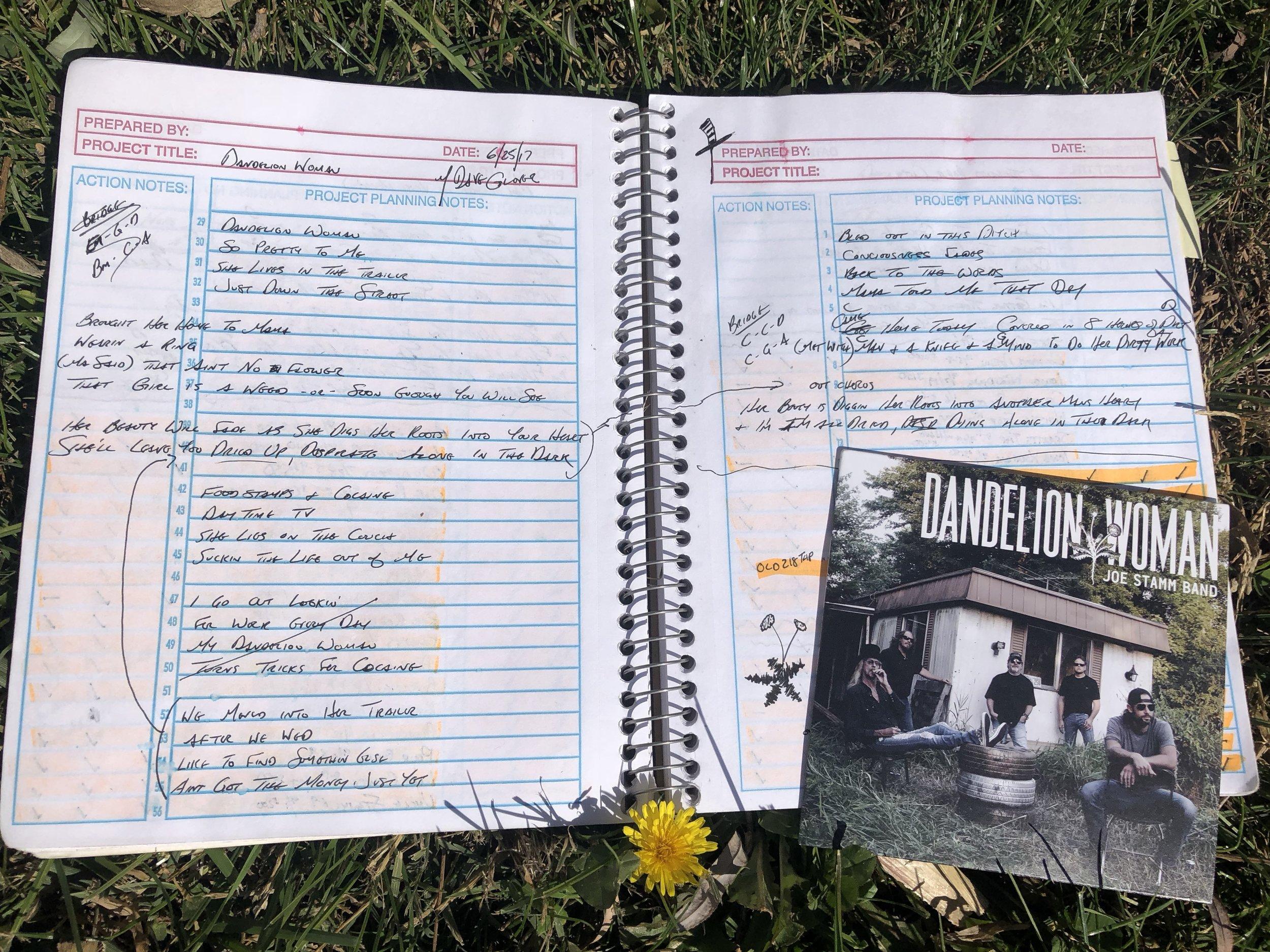 Dandelion Woman Lyrics.jpg