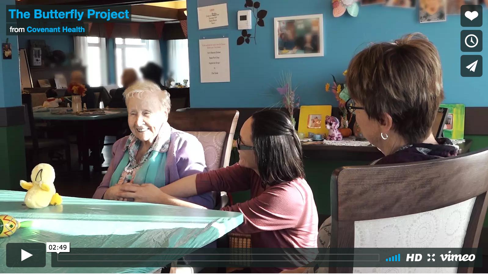Covenant Health transforming dementia care