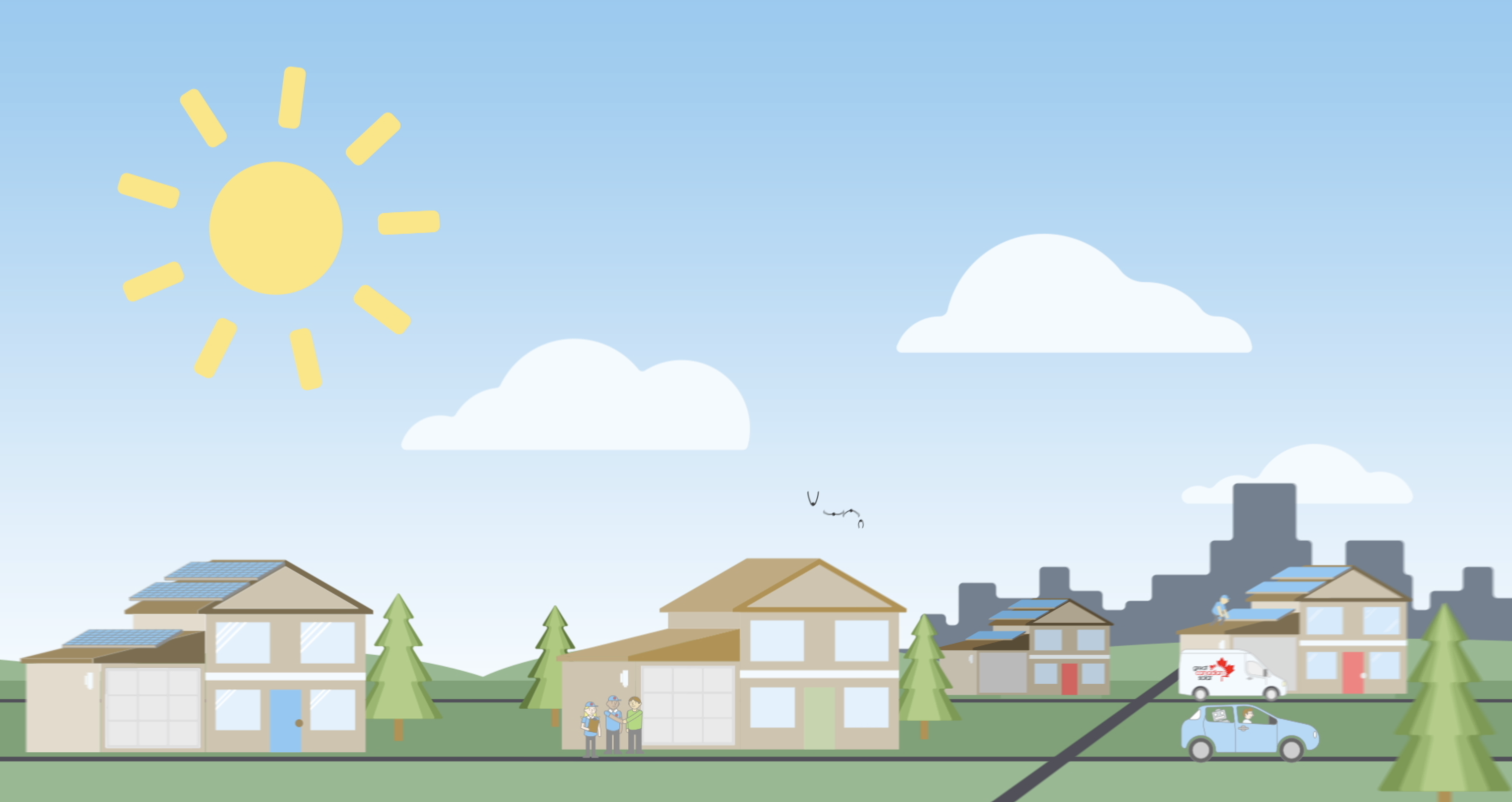 Be Like Ron! Great Canadian Solar explainer video.