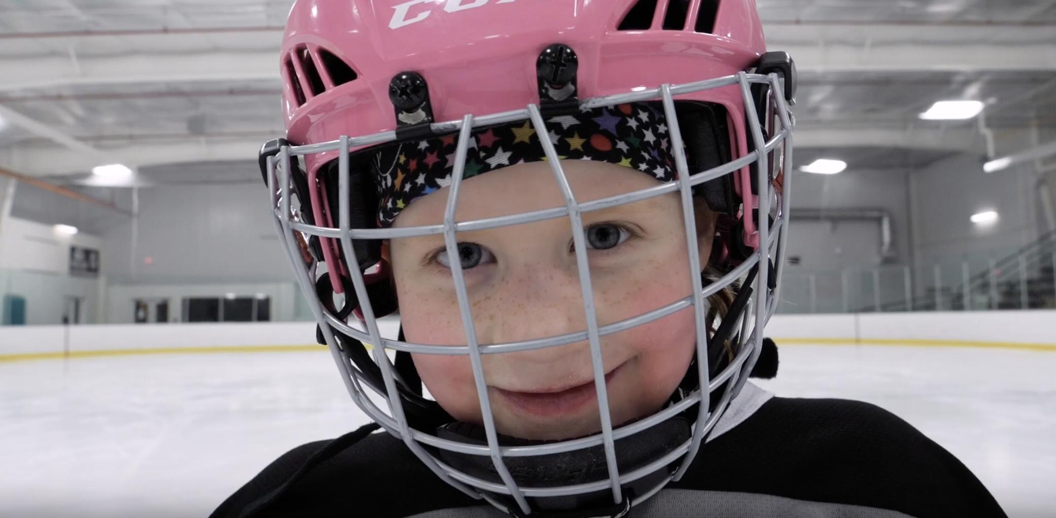 Edmonton Girls Hockey Association - Brand Video