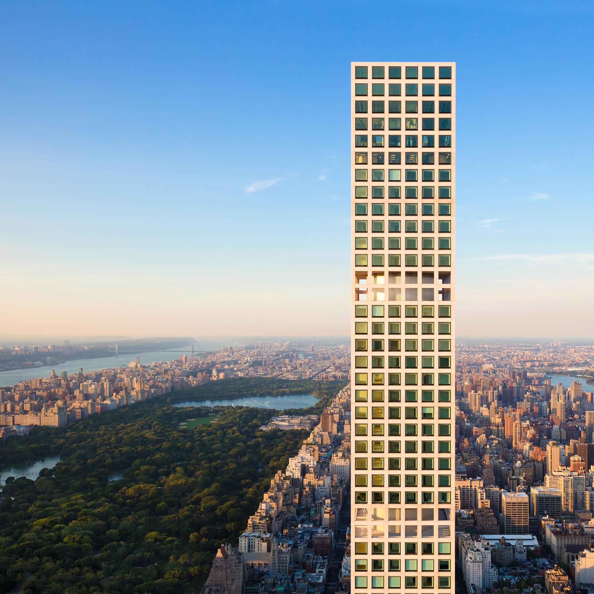 2 - 432 Park AvenueDeveloper: Macklowe Properties, CIM GroupAverage ppsf: $5,542Number of sales: 21