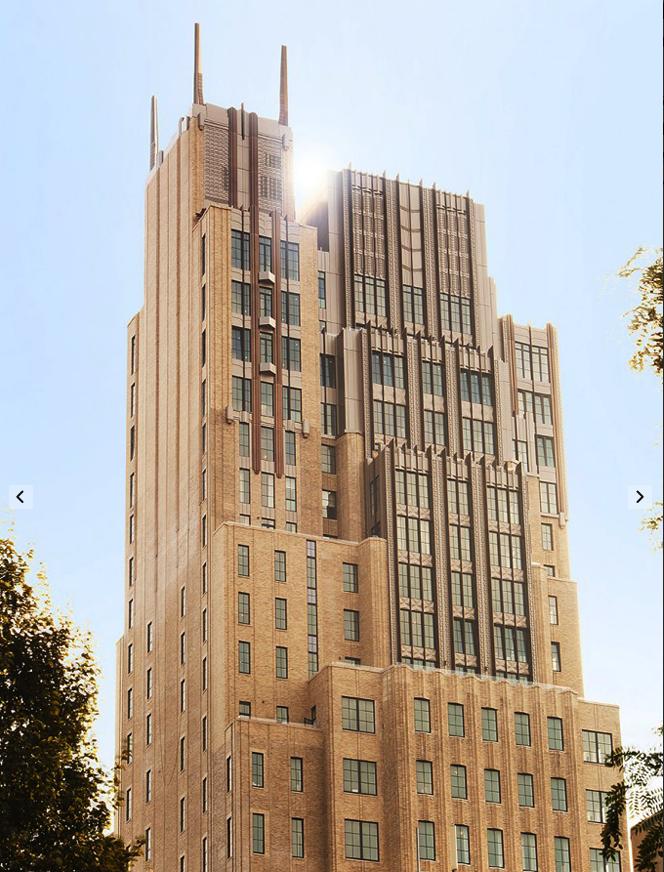 3 - Walker TowerDeveloper: JDS Development Group, Property Markets GroupAverage ppsf: $5,050Number of sales: 2