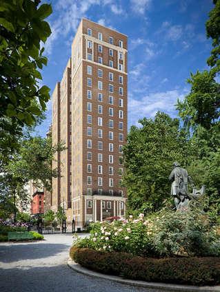 8 - 18 Gramercy Park S.Developer: Zeckendorf Average ppsf: $3,744Number of sales: 1